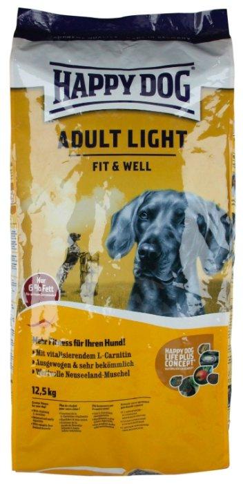 Корм для собак Happy Dog Supreme Fit & Well 12.5 кг