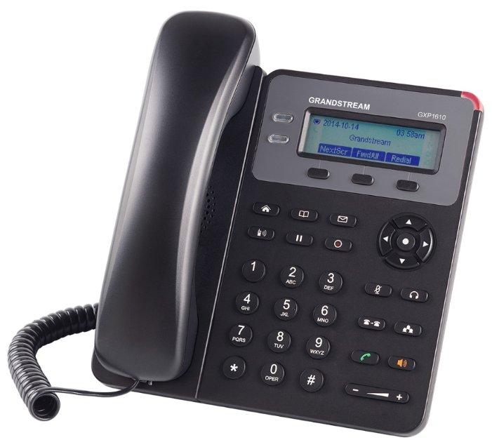 Grandstream VoIP-телефон Grandstream GXP1610