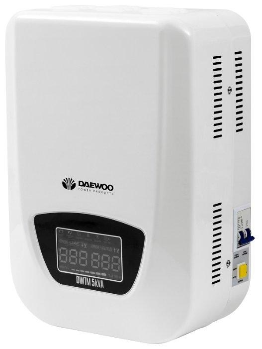 Стабилизатор напряжения однофазный Daewoo Power Products DW-TM5kVA