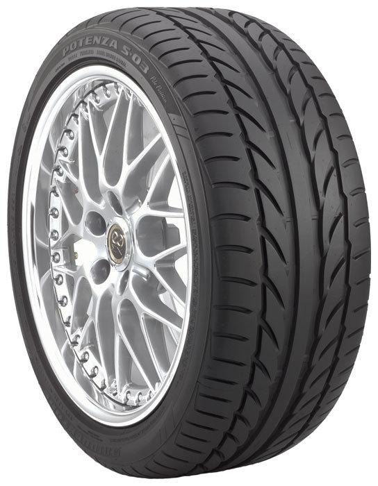 Автомобильная шина Bridgestone Potenza S03