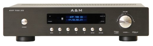 A&M Elektronik AVP700 3D