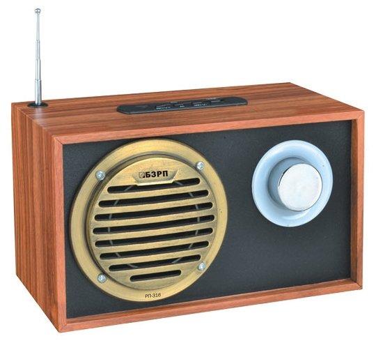 Радиоприемник Сигнал electronics БЗРП РП-316