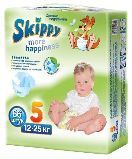 Skippy подгузники 5 (12-25 кг)
