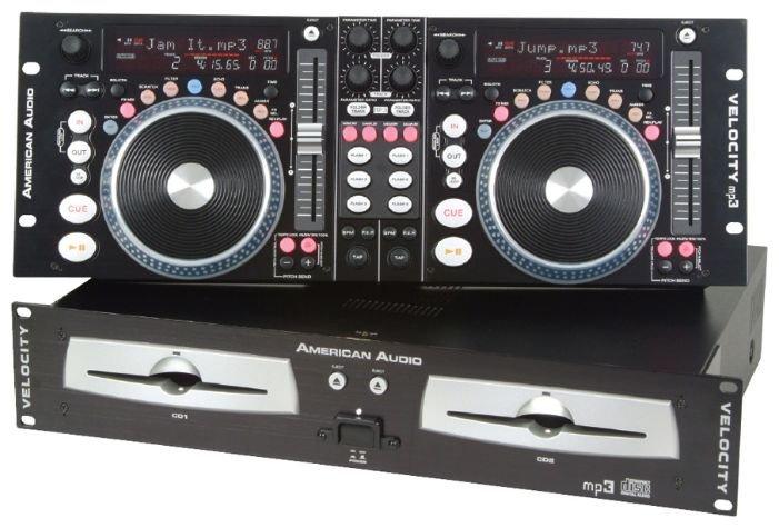 American Audio Velocity MP3