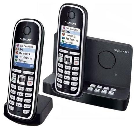 Gigaset Радиотелефон Gigaset C475 Duo