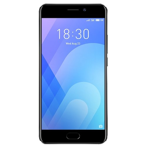 Купить со скидкой Смартфон Meizu M6 Note 3/32GB черный