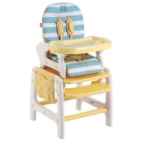 Стульчик-парта Happy Baby Oliver yellow
