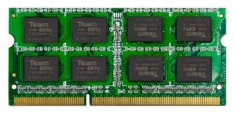 Оперативная память 4 ГБ 1 шт. Team Group TED34G1600C11-S01