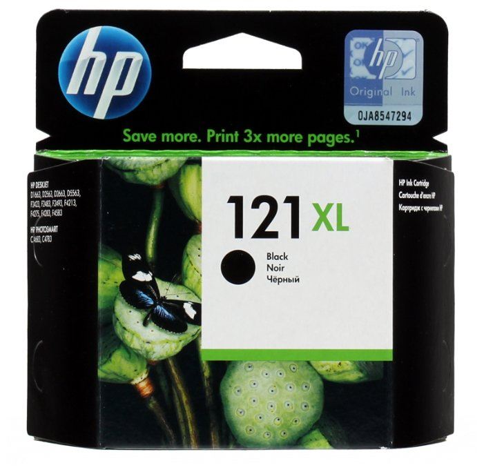 Картридж HP CC641HE