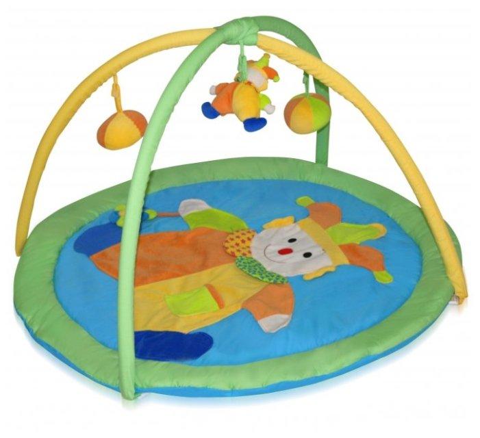Развивающий коврик Lorelli Клоун (1030008)