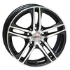 Колесный диск RS Wheels 5194TL 6.5x15/4x100 D69.1 ET38 MB