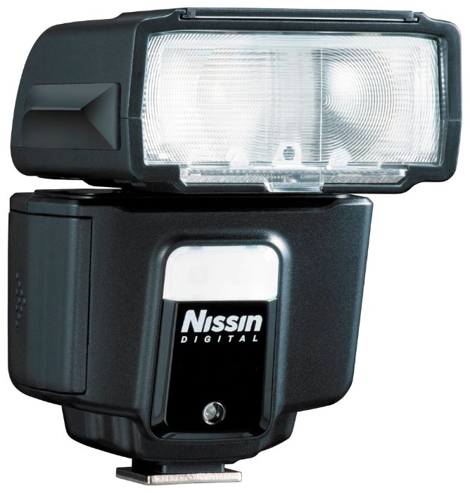 Nissin i-40 for Fujifilm