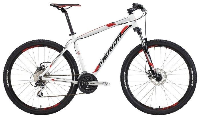Горный (MTB) велосипед Merida Big.Seven 20-MD (2015) — купить по выгодной цене на Яндекс.Маркете