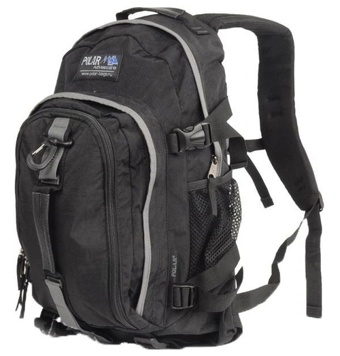 de3b5ac5a951 Купить Рюкзак POLAR П955 (черный) по выгодной цене на Яндекс.Маркете