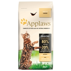 Корм для кошек Applaws Adult Cat Chicken dry