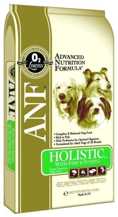 Корм для собак ANF Canine Holistic Fish & Potato Adult Dog