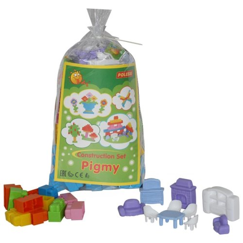 Фото - Конструктор Полесье Малютка 49377-90 полесье набор игрушек для песочницы 468 цвет в ассортименте