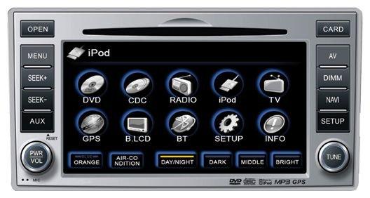 Автомагнитола FlyAudio E7519NAVI