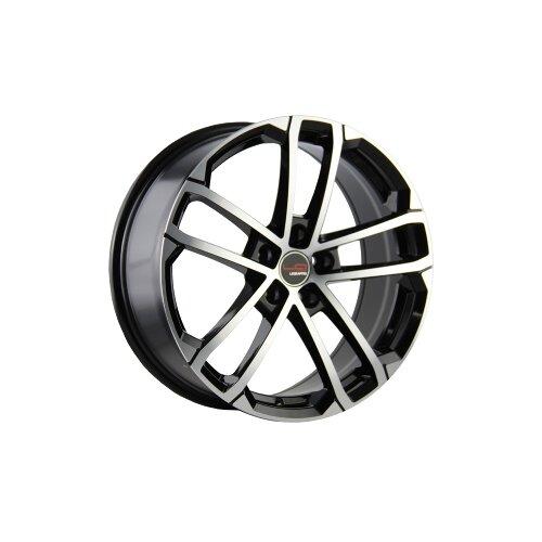 Фото - Колесный диск LegeArtis SK512 7х17/5х112 D57.1 ET40, BKF колесный диск legeartis ns54 6 5x17 5x114 3 d66 1 et45 mb