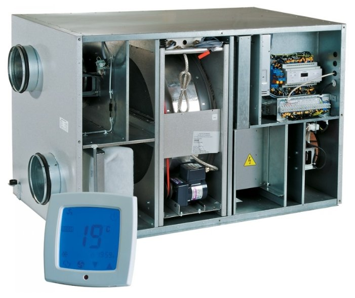 Вентиляционная установка VENTS ВУТ Р 1200 ЭГ ЕС