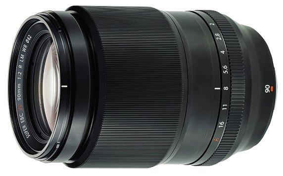 Объектив Fujifilm XF 90mm f/2 R LM WR