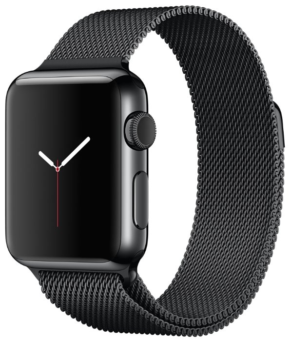 Apple Часы Apple Watch 38mm with Milanese Loop