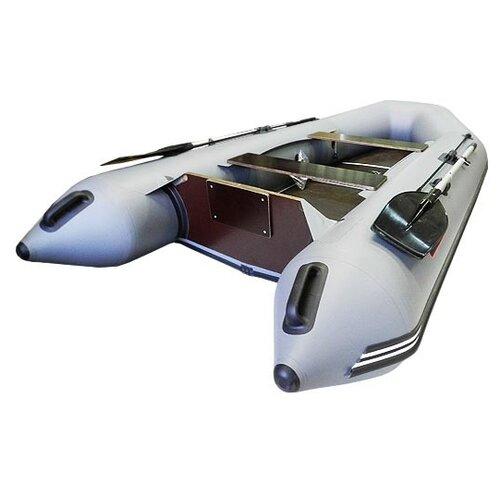 Надувная лодка HUNTERBOAT Хантер 320 ЛК серый хантер э тайный враг