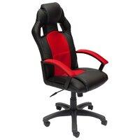 Tetchair Кресло для руководителя Driver Кожзам/ткань-бежевый/бронзовый 780x680x410