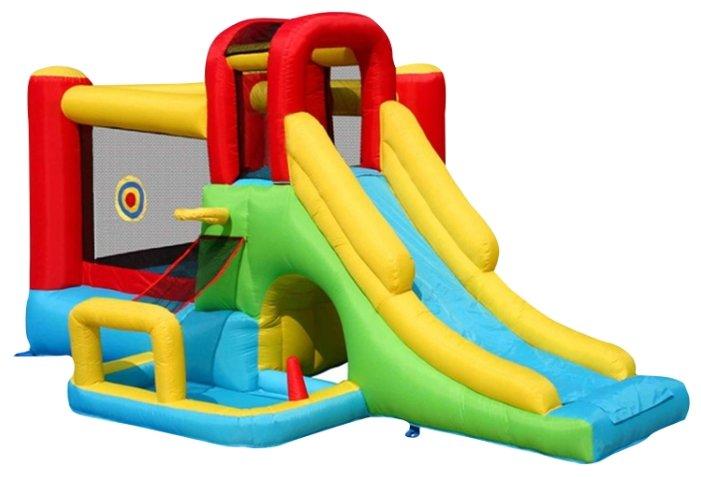 Надувной комплекс Happy Hop Приключение 9160