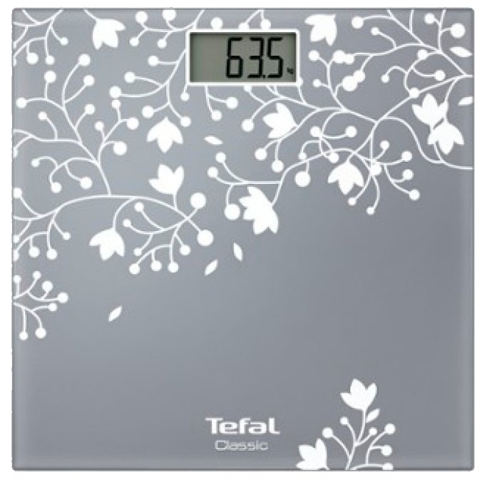 Весы Tefal PP1140 Classic Blossom Silver