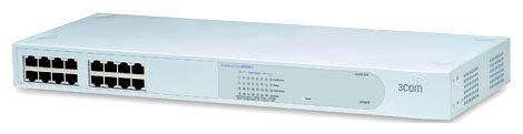 Коммутатор 3COM Baseline Switch 2816