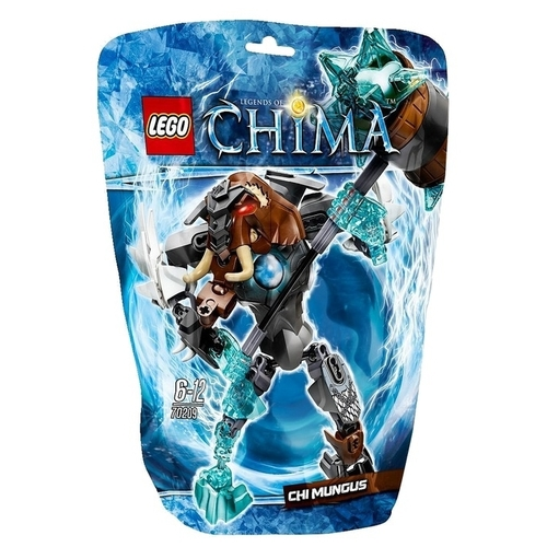 Конструктор LEGO Legends of Chima 70209 ЧИ Мангус