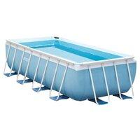 Каркасный бассейн Intex 28316 Prism Frame с фильтром-насосом (400x200x100 см)