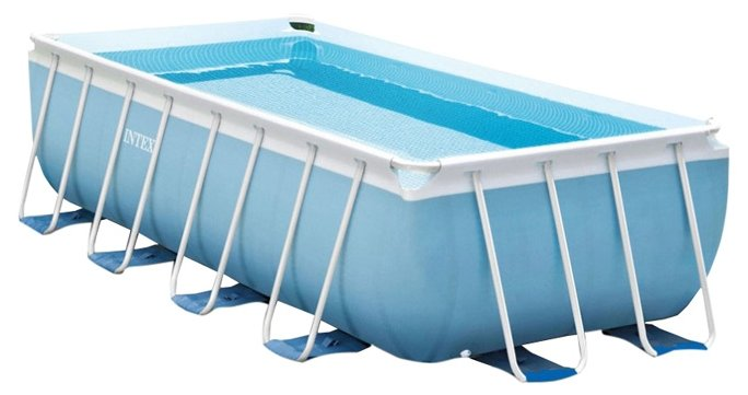 INTEX Бассейн надувной Easy Set 244x76см, синий (28110)810-194
