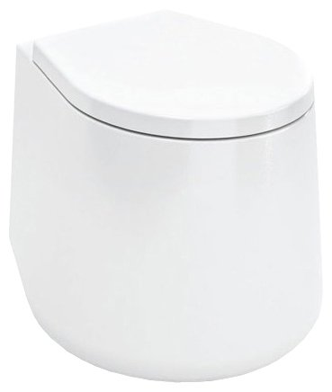 Унитаз Disegno Ceramica Catino 8051/PB