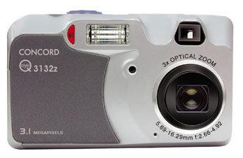 Фотоаппарат Concord Eye-Q 3132z