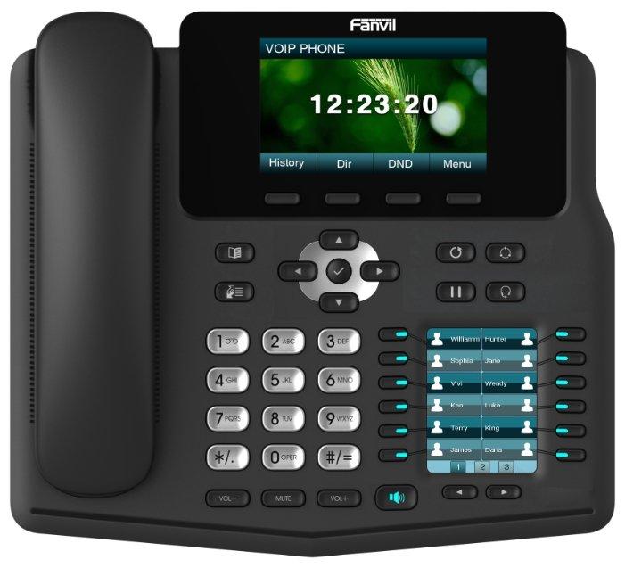 Fanvil VoIP-телефон Fanvil X6