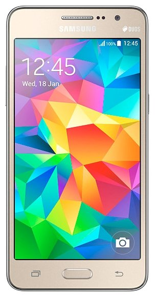 Samsung Galaxy Grand Prime VE Duos SM-G531H/DS Grey G531 Galaxy Grand Prime