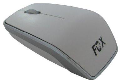 Мышь FOX M104 White USB