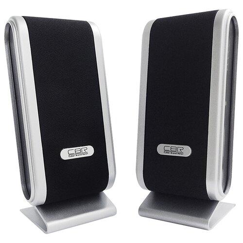Компьютерная акустика CBR CMS 299 black/silver