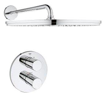 Верхний душ встраиваемый Grohe Grohtherm 3000 Cosmopolitan 26260000 хром