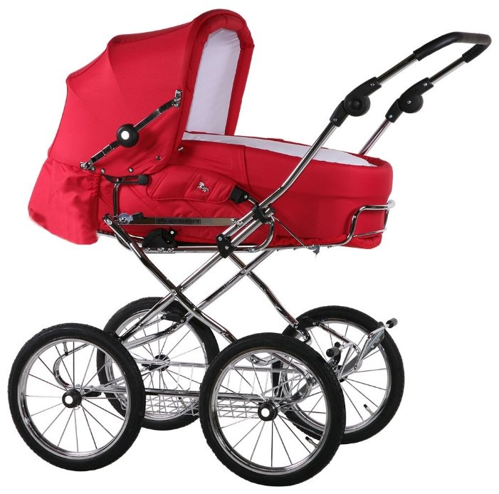 Универсальная коляска Hesba Condor Coupe Lux (2 в 1)