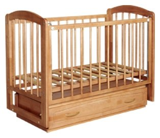 Кроватка Можгинский лесокомбинат Люкс