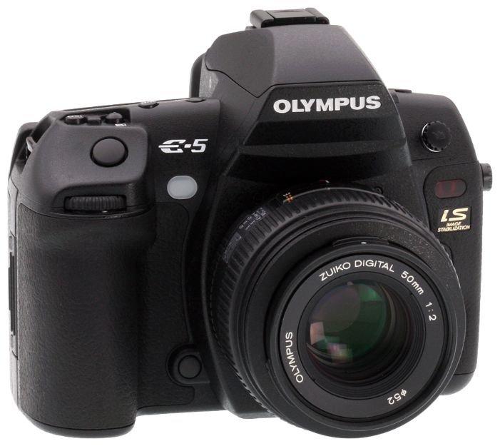 Фотоаппарат Olympus E-5 Kit