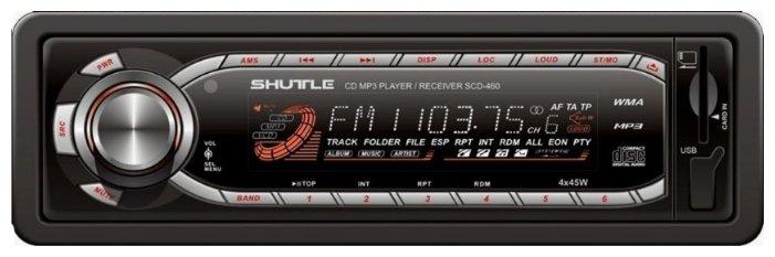 Shuttle SCD-460