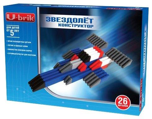 Конструктор U-Brik Creative Blocks SPS-02B-B Туманность