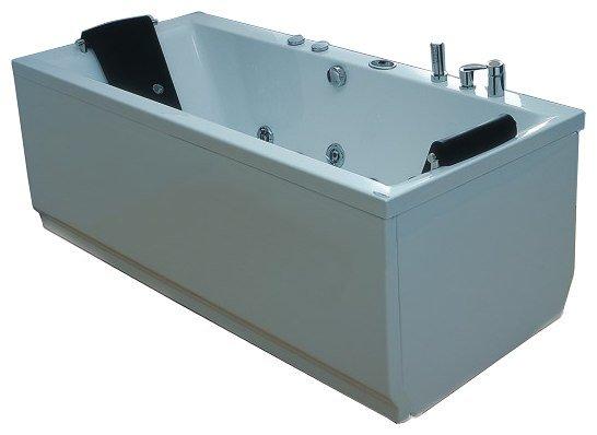 Отдельно стоящая ванна Victory Spa Delphinus System 10