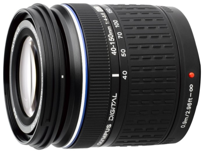 Olympus ED 40-150mm f/4.0-5.6 4/3