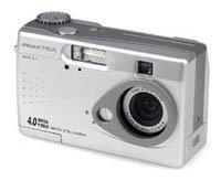 Фотоаппарат Praktica DCZ 4.1