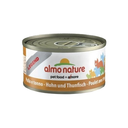 Almo Nature (0.07 кг) 1 шт. Legend Adult Cat Chicken and Tuna Корма для кошек